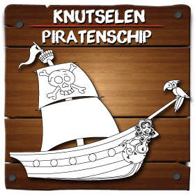 knutselen-piratenschip