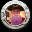 Ballonnenpiraat Sjaak de Piraat