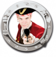 Sjaak's piraten kinderfeestje