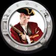 Piratenshow Sjaak de Piraat
