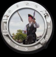 Piraten steltloper